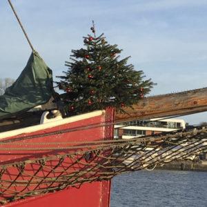 Silvesterfahrt in der Ostsee